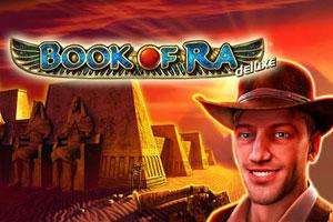 book of ra deluxe logo